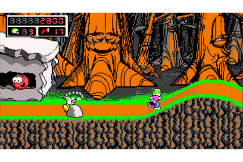 [PC] - Commander Keen 4 Secrets of the Oracle - 1 The ...