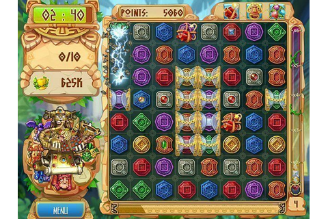 Jeu The Treasures of Montezuma 5 | Alawar
