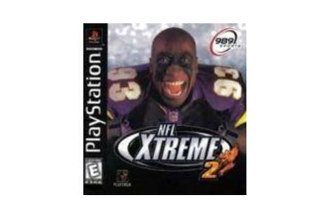 NFL Xtreme 2 - Playstation game