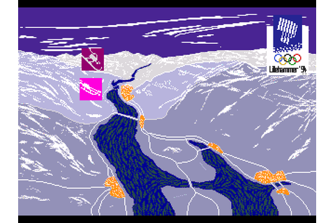 Olympic Winter Games - Lillehammer 94 Screenshots ...