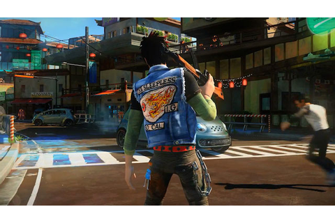 Insomniac Explains Why Sunset Overdrive Is Exclusive to ...