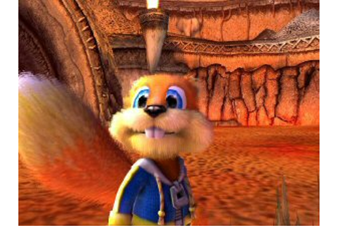 Conker: Live and Reloaded Review - Xbox - The Gamers' Temple