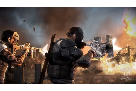 [News] Army of Two : Le Cartel du Diable avec Big Boi et B ...