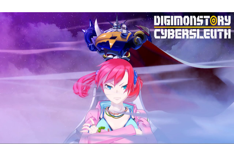 Digimon Story Cyber Sleuth - Gameplay Trailer | PS4, Vita ...