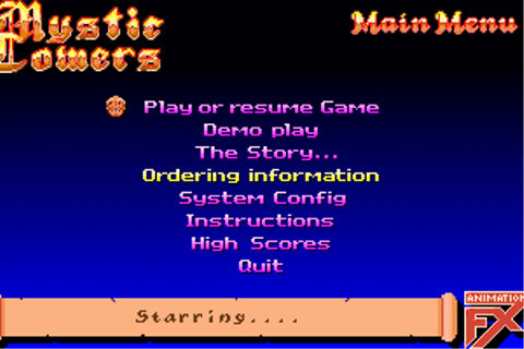 Download Mystic Towers - My Abandonware
