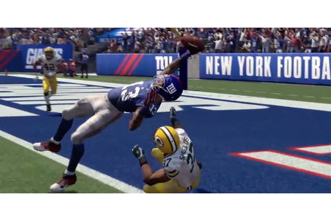 EA Sports Madden 16 Gameplay video - Business Insider