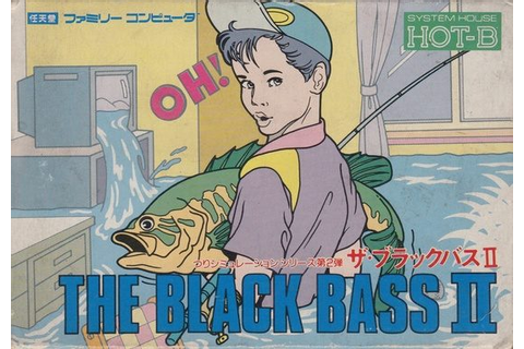 The Black Bass II (1988) by Another NES game