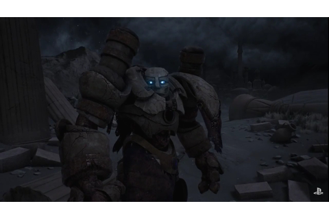 First Look at 'Golem' from Highwire Games for PlayStation VR