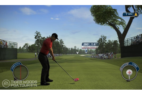 Tiger Woods PGA Tour 14 Review | Trusted Reviews
