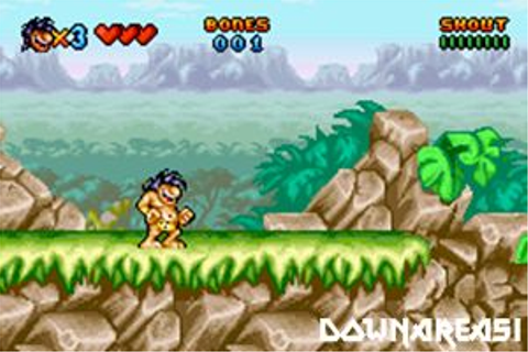 Prehistorik Man GBA Rom - Download Game PS1 PSP Roms Isos ...