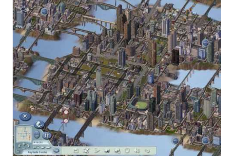 SimCity 4 Rush Hour: Population 400,000 (no cheat) - YouTube