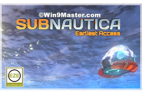 Subnautica Free Download PC Game | Download Free Software ...