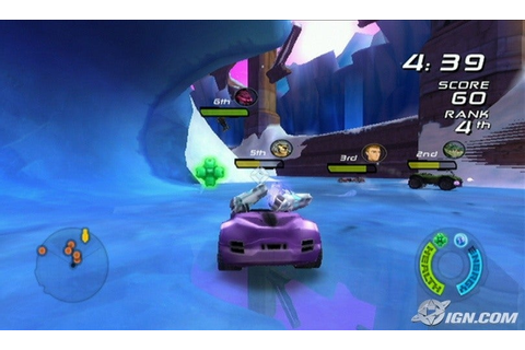 Hot Wheels: Battle Force 5 Screenshots, Pictures ...