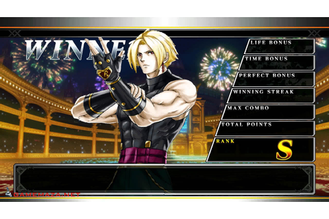 The King Of Fighters XIII Free Download - Game Maza
