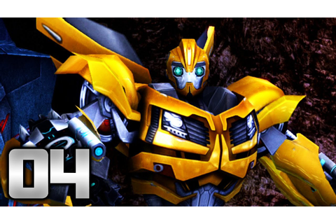 Transformers: Prime: The Game - Part 4 - Captured! - YouTube