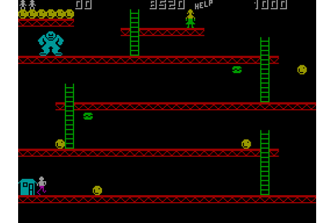 Killer Kong (1983) ZX Spectrum game