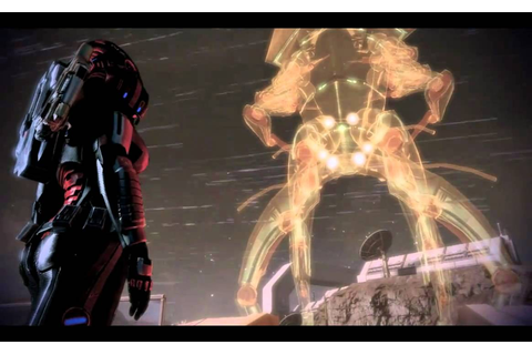 Mass Effect 2 Arrival DLC - Conversation with the ...