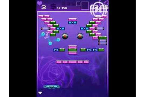 Block Breaker - Deluxe 2 (J2ME) - YouTube