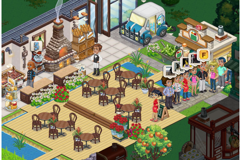 Zynga New Game ChefVille | Zynga Games All - Facebook ...