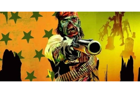 'Red Dead Redemption 2' Player Finds 'Undead Nightmare ...