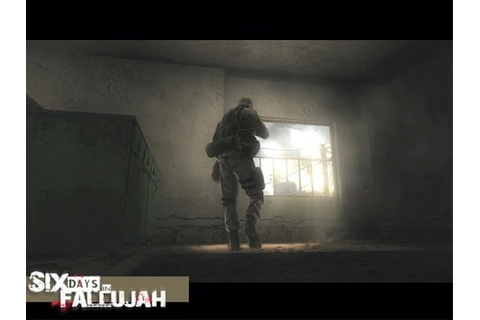 Six Days in Fallujah - In-Game Footage - Cancelled Title ...