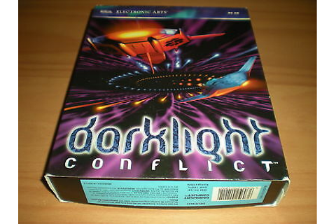 Darklight Conflict PC Computer Game German Language ...