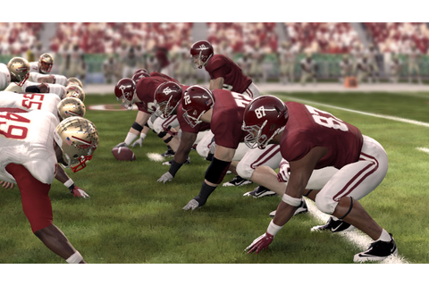 NCAA® Football 12 on PS3 | Official PlayStation™Store US
