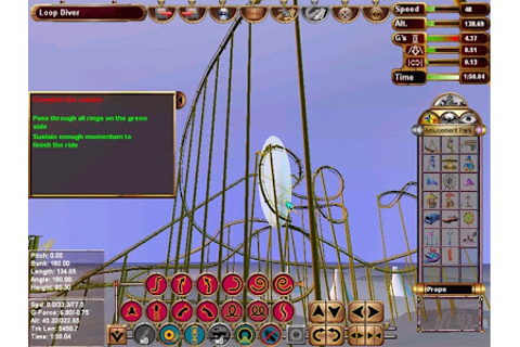Download Ultimate Ride Disney Coaster 2009 Game Full ...