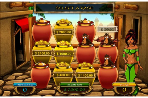 Ali Baba and the Forty Thieves Slots