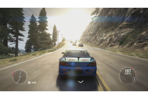 Race Driver GRID 2 Gameplay PC HD - YouTube