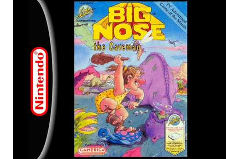 Big Nose the Caveman Music (NES) - Game Over (Name Entry ...