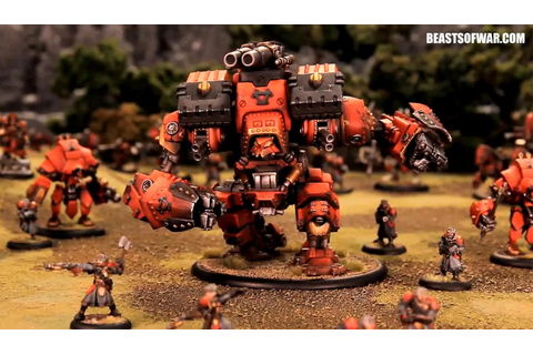 Miniatures Game Review: Warmachine & Hordes | Shut Up ...