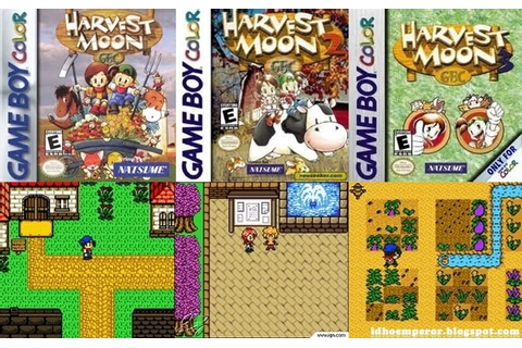 Harvest Moon 3 Gbc Free Download / sciteex.com