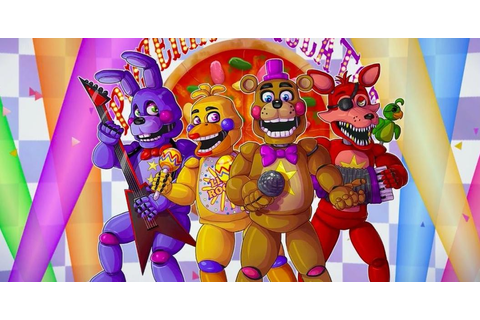 Freddy Fazbear's Pizzeria Simulator - How to Survive ...