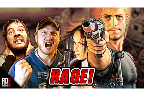 RESIDENT EVIL: DEAD AIM || RAGE AGAINST THE GAME! Rage ...