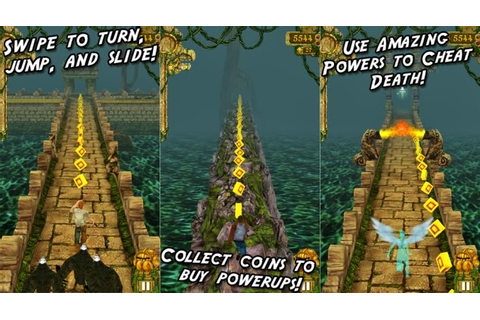 Download Temple Run For Windows Phones | Mono-live