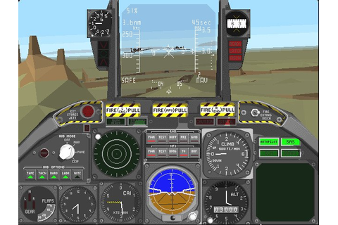 A-10 Cuba (1996) - PC Review and Full Download | Old PC Gaming