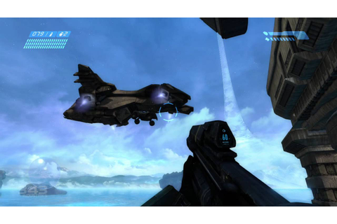 Halo: Combat Evolved Anniversary Gameplay Video - YouTube
