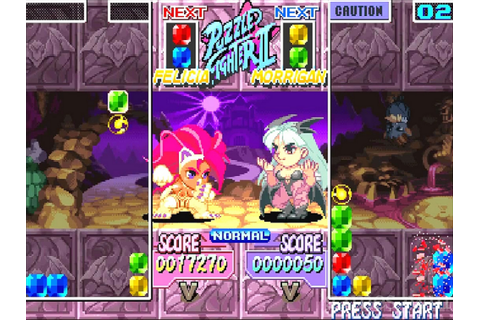 Super Puzzle Fighter 2 Download