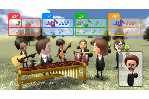 Games Torrent 8: Wii Music