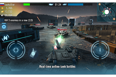 Future Tanks:Tank Shooter Game for PC and MAC