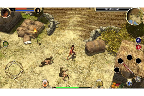 Titan Quest - Android Gameplay Ep 1 - YouTube