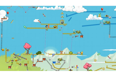 Make all of the things – Inside the Contraption Maker ...