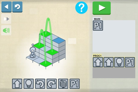 Lightbot/Overloading — StrategyWiki, the video game ...