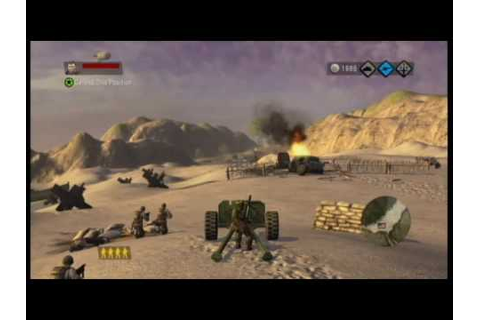 The Outfit: Mission 1 - Part 1 (Xbox 360) - YouTube