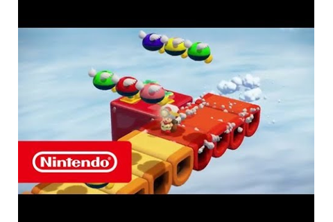"Captain Toad : Treasure Tracker - ""Un trésor du puzzle ..."
