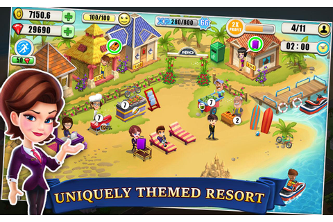 Resort Tycoon - Android Apps on Google Play