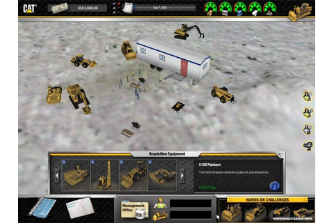Download Caterpillar Construction Tycoon (Full version ...