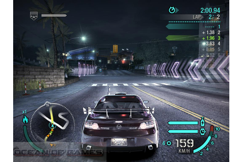 Need for Speed Carbon Free Download - Ocean Of Games