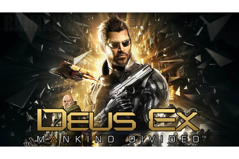 Deus Ex: Mankind Divided - Announcement Trailer [1080p ...